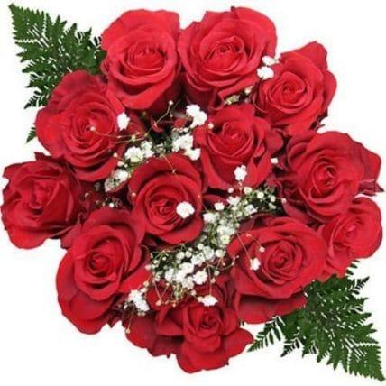 Red Rose Bouquet 10 Dozen
