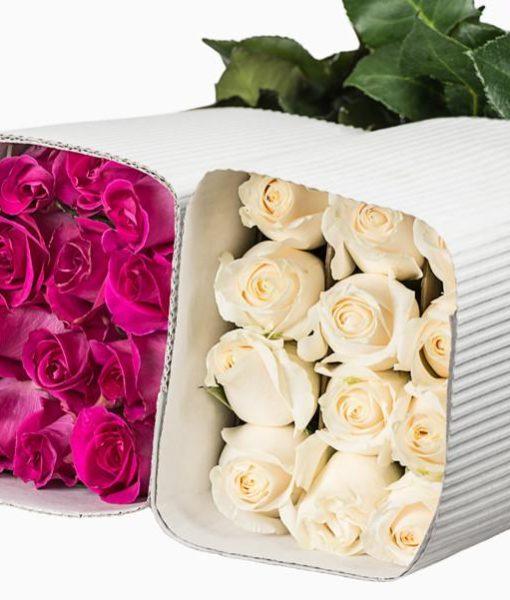 bunches of roses e35b704e b587 43a7 9b2a 0c02405430b4 510x600 - Assorted Roses 125 stems