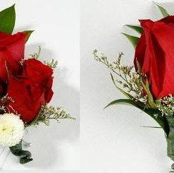 Corsage and Boutonniere