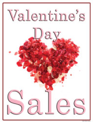 Valentine's Day Wholesale Bulk Flowers
